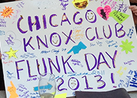Chicago Knox Club Flunk Day Pub Night (2013)