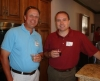 Gary Jacobson '77 and Brian Williams '86