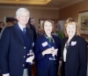 Ken Tranbarger '61, Mary Tranbarger, and Priscilla Porter