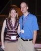 Kristine Allmendinger-Goertz '02 and Chris Page-Goertz '03