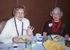 Anna Johnson '50 and Mary-Lee Patterson '51