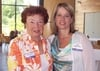Mary Ellen McNamara McArdle '52 and Nancy Fucilla Peske